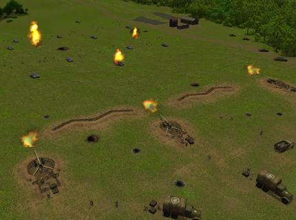 Sudden Strike 3: Arms for Victory Neue Screenshots