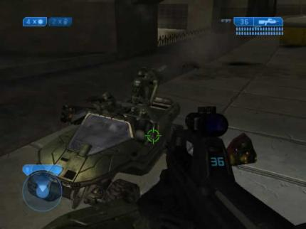 Halo 2: Topped by it´s own No. 1! - Leser-Test von Van_Helsing