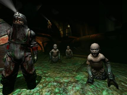 Doom 3: Ressurection of Evil - Screenshots