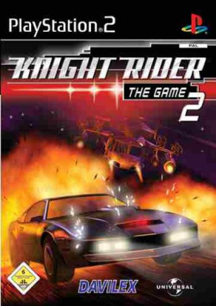 Knight Rider 2: The Game - K.I.T.T. ´n´ Co. - Leser-Test von daniel3107