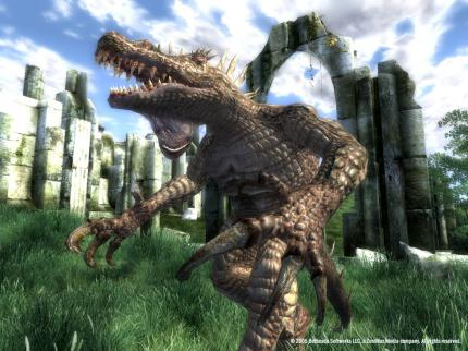The Elder Scrolls IV: Oblivion: Neue Screenshots der PS3 Version