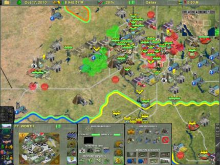 Supreme Ruler 2010 - Screenshots