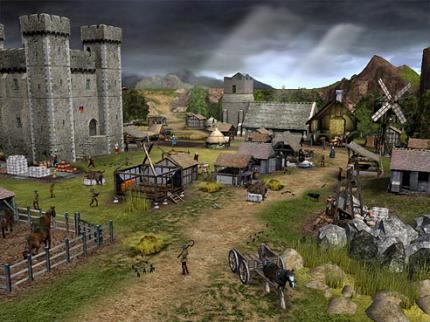 Stronghold 2: Deutsche Website online