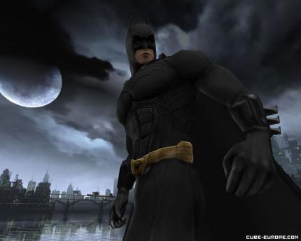 Neue Screens zu Batman Begins