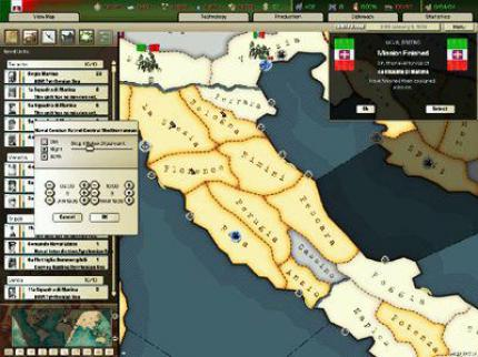Traumstart für Hearts of Iron 2