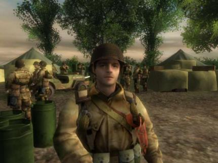 Brothers in Arms: Neue Inhalte für Earned in Blood