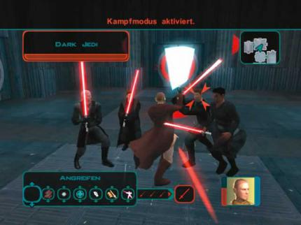 Star Wars: Knights of the Old Republic 2 - The Sith Lords - KotOR 1.5? - Leser-Test von SnakeBite
