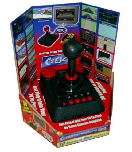C64: KOCH Media vertreibt Retro-Joystick