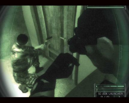 Splinter Cell 3: Chaos Theory - Fisher is back - Leser-Test von canoejoe