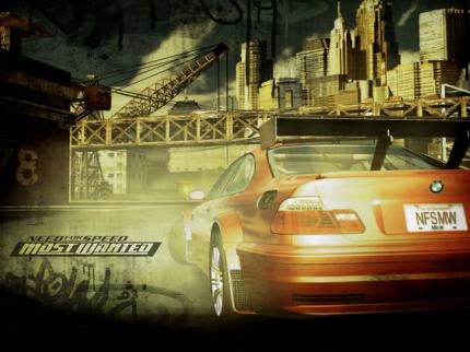 NFS: Most Wanted: Drei Screenshots