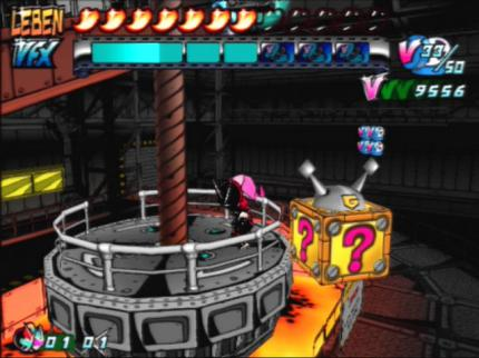 Viewtiful Joe 2: Henshin a Gogo. Again - Leser-Test von 5thchild