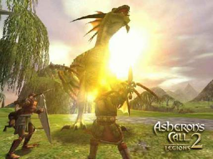 "Asherons Call 2: Infos zum Add-On ""Legions"""