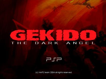 Gekido - The Dark Angel: Dunkler Engel