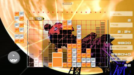 Lumines: Be there and be square! - Leser-Test von partykiller