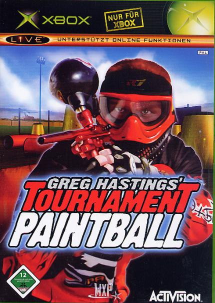 Greg Hastings' Tournament Paintball: Wir spielen Krieg - Leser-Test von sinfortuna