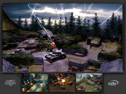 War Front: Neues WWII-RTS