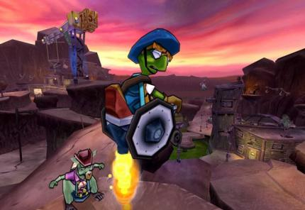 Sly 3: Neue Infos & Screenshots