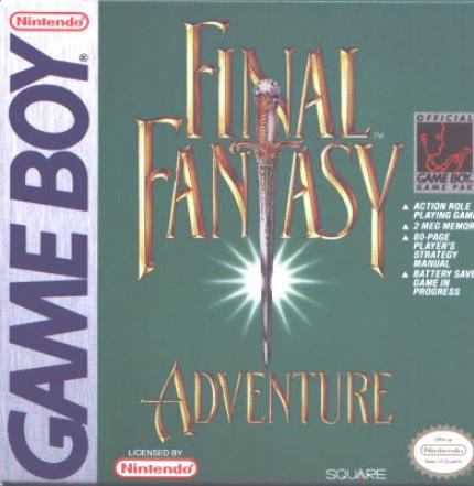 Final Fantasy Adventure: Das kleine Gameboy Meisterwerk - Leser-Test von Rpgmaniac-No1