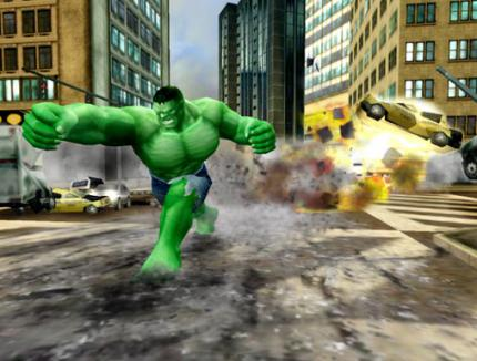 The Incredible Hulk: Offizielle Homepage geht an den Start