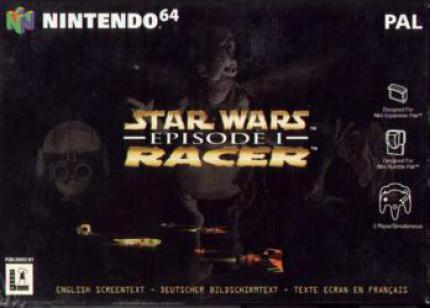 Star Wars: Episode 1 - Racer - Future Ben Hur - Leser-Test von Presskohle