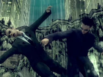 The Matrix: Path of Neo: Release im November