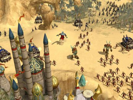 Rise of Nations: Rise of Legends: Website veröffentlicht!