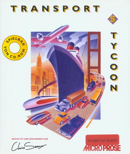 Transport Tycoon: Klasse Aufbausimulation - Leser-Test von perfect007