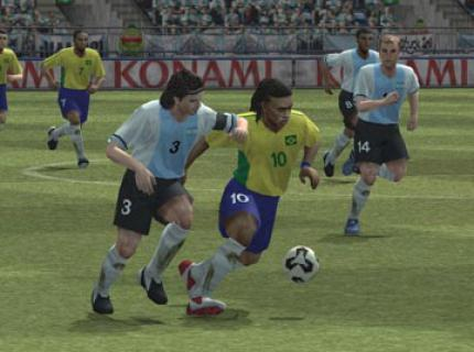 Pro Evolution Soccer 5: Neue Screenshots