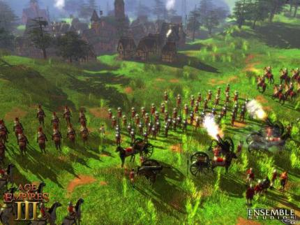 Age of Empires III: Demo-Version kurz vor Fertigstellung