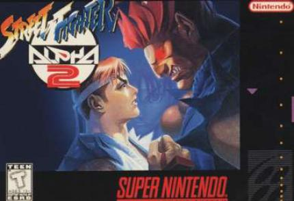 Street Fighter Alpha 2: Raging Demon!!!  - Leser-Test von EijiShinjoh