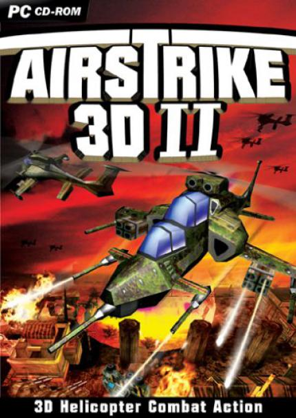 Airstrike 3D II: 10 Euro Titel in Testversion