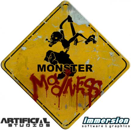 Monster Madness: Feurige Bilder