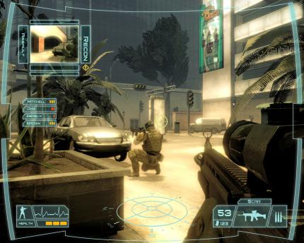 Tom Clancys Ghost Recon 3: Neue Screenshots