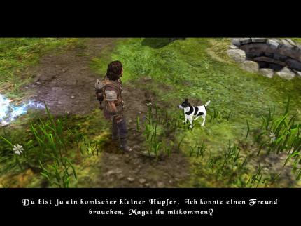 The Bard's Tale: The Bard´s Tale goes Diablo - Leser-Test von Gonzo09