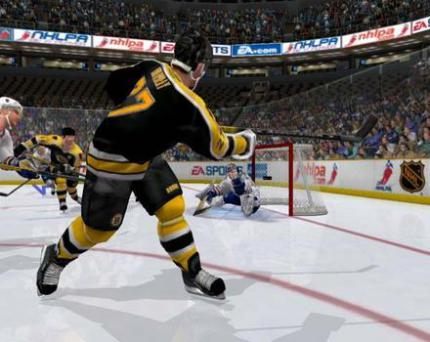 NHL 2006: Neue Screenshots