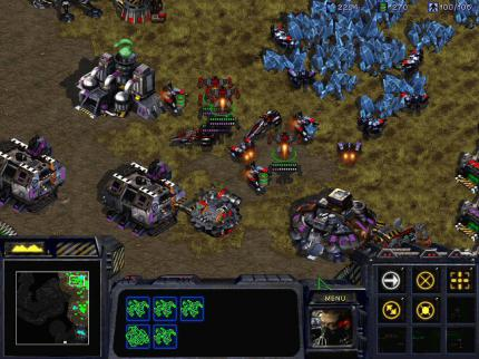 Starcraft: Neuer Patch