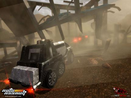 Auto Assault: Neue Screenshots zu den Vehikeln