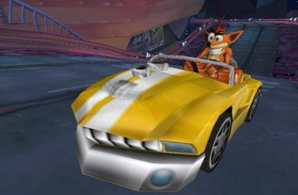 Crash Tag Team Racing: Neue Infos, Videos & Screenshots