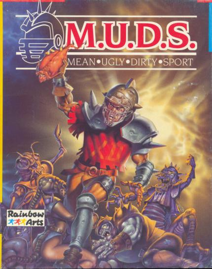 M.U.D.S. - Mean Ugly Dirty Sports: Football mal anders - Leser-Test von lidofrin