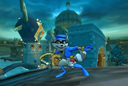 Sly 3: Honor Among Thieves: Ab November wird wieder geklaut