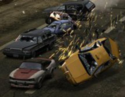 Burnout Revenge: Neue Screenshots