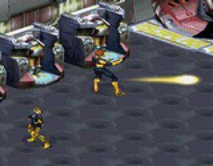 X-Men Legends 2: Weitere N-Gage-Screens