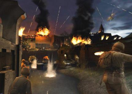 Call of Duty 2: Big Red One: Frisches Bildmaterial und neue Infos