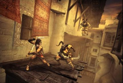 Prince of Persia 3: Neue Screenshots