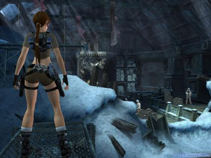 Tomb Raider: Legend: Homepage geht an den Start