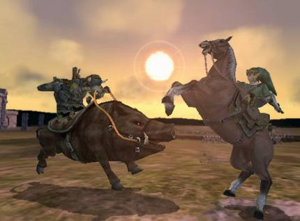 Zelda: Twilight Princess: Neues Video der Wii-Version