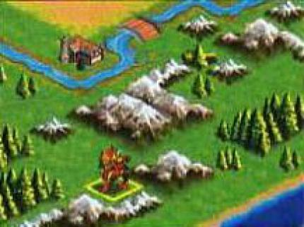 Age of Empires: The Age of Kings: Neue Bilder der Nintendo DS Version