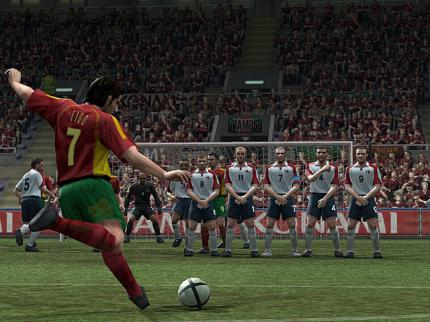 Pro Evolution Soccer 5: Neue Screenshots gesichtet