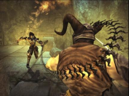 Prince of Persia 3: Widersacher im Video