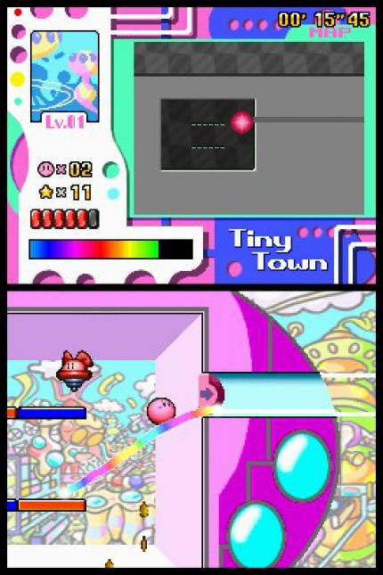 Touch! Kirbys Magic Paintbrush: Ein neuer Name für Europa!